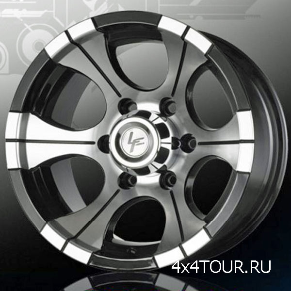 LF114 BS 15x8.0 toy et-25
